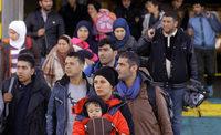 In Griechenland droht ein gro�er Fl�chtlingsstau