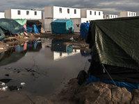 Im Dschungel von Calais: Tr�nengas gegen Fl�chtlinge