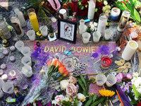 Die Sache mit dem Sternbild f�r David Bowie