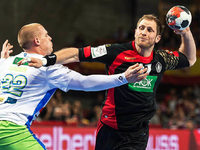 Deutsche Handballer haben Hoffnung aufs Halbfinale