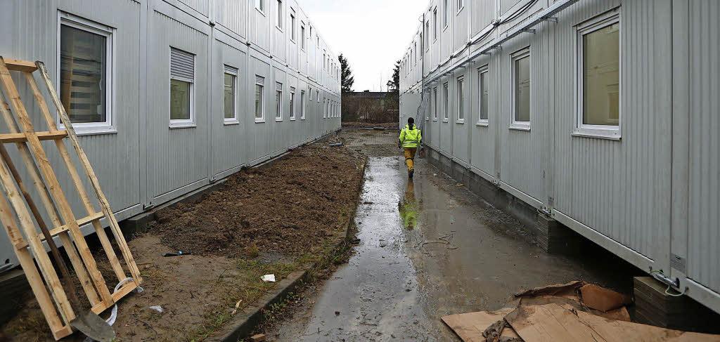 Im gewerbegebiet bengst entstehen wohncontainer f r 88 for Smart haus wohncontainer