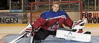 Christoph Mathis - der Freestyle-Keeper als Nummer zwei