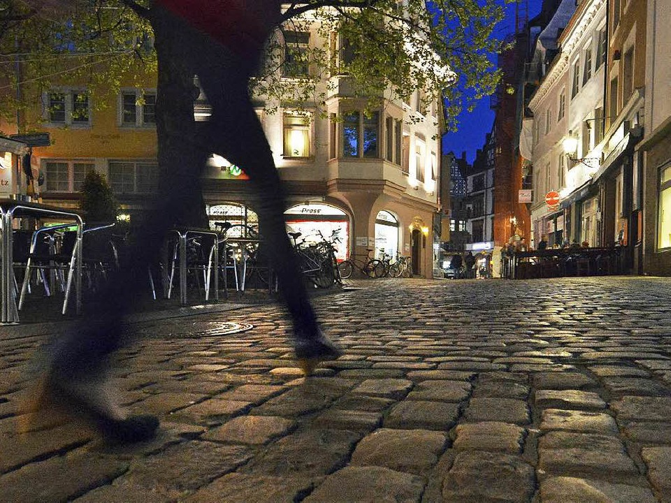 Frauen fühlen sich in manchen Clubs de...lebens nicht mehr sicher (Symbolbild).  | Foto: Michael Bamberger