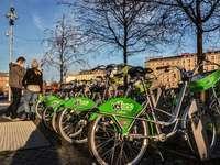 Fahrradverleih in Stra�burg boomt