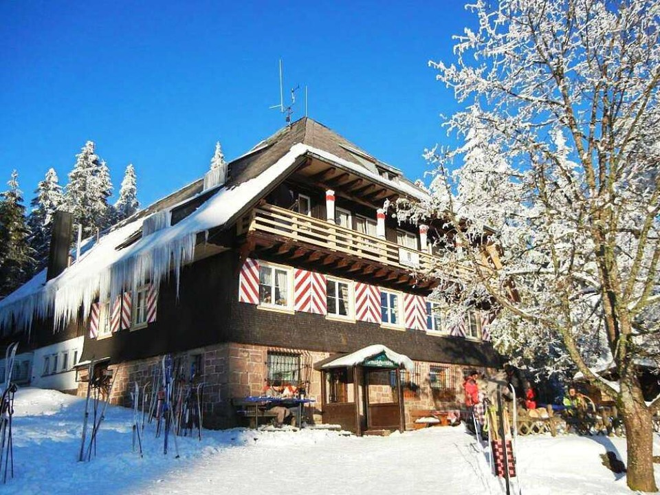 Darmstädter Hütte, Seebach  | Foto: Promo
