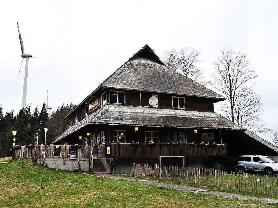 Holzschlägermatte, Schauinsland  | Foto: Thomas Kunz