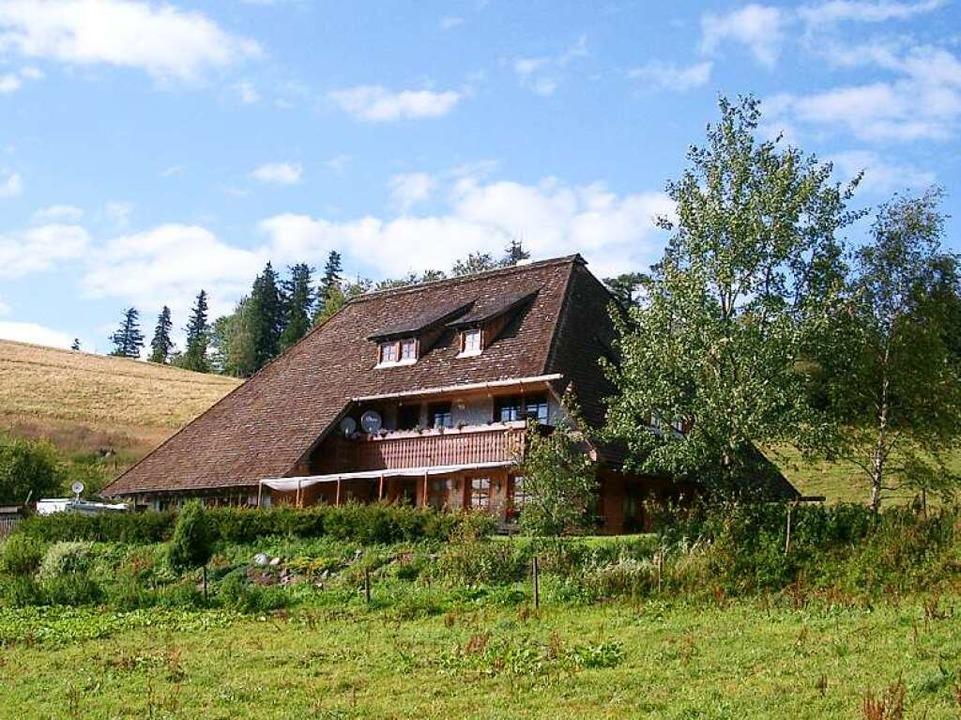Hinterwaldkopfhütte, Oberried  | Foto: Monika Rombach