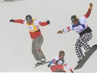 Wie war's beim… ersten Snowboardcross-Weltcup am Feldberg?