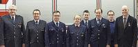 Ein Rekordjahr bei der Feuerwehr