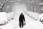 "Fotos: ""Snowzilla"" legt New York und Washington lahm"