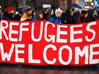 """""""'Refugees welcome' ist eine selbstbewusste Antwort auf das althergebrachte 'Ausl�nder raus'"""""""