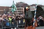 "Fotos: Kleinbasel feiert ""Vogel Gryff"""