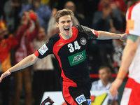 Deutschland schl�gt D�nemark und zieht ins Halbfinale