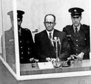 Eichmann bat um Gnade