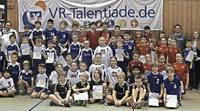 Auf der Suche nach talentierten Handballern