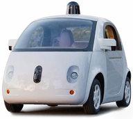 Im Auto der Zukunft