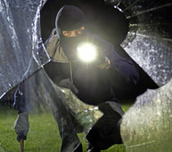Einbrecher agieren meist in Gruppen