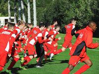 Testspiel entscheidet �ber Formation gegen Bochum