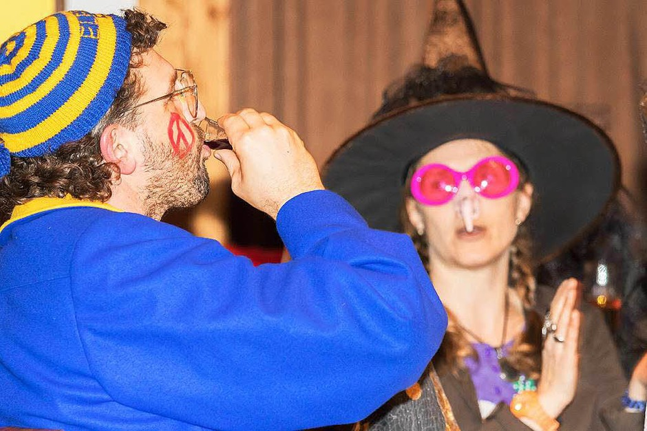 Wiiberobed - Thema Walpurgisnacht: Ob das gut geht? (Foto: Chris Seifried)