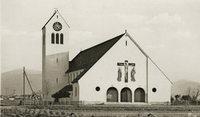 Eine Kirche f�r die Mooswaldsiedlung