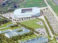 Stadt Freiburg erh�lt 16 Millionen Euro f�r die Stadion-Infrastruktur