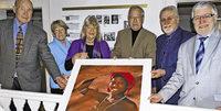 150 Afrika-Bilder f�rs Stadtmuseum