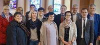 Kirchengemeinde formuliert Ziele ihrer k�nftigen Arbeit