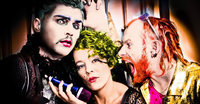 Interview mit dem Berliner Ensemble The Metafiction Cabaret