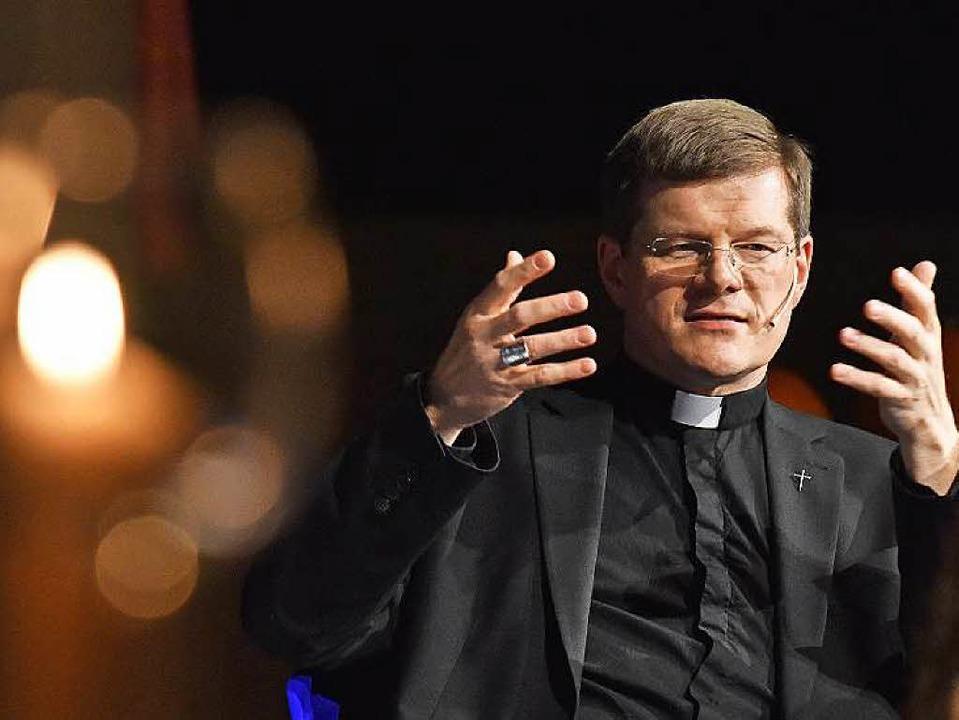 Erzbischof Stephan Burger  | Foto: Michael Bamberger