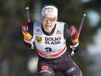 Sandra Ringwald durchläuft ihren erfolgreichsten Winter