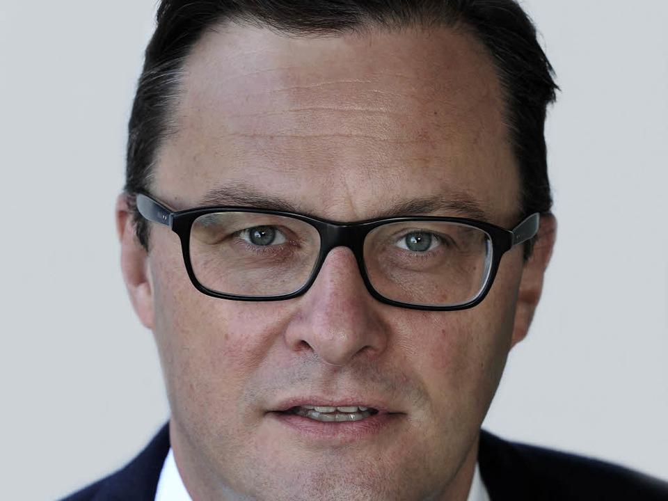 Das verbale Gemetzel in den digitalen ...tende BZ-Chefredakteur Holger Knöferl.  | Foto: Thomas Kunz