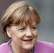 Zustimmung f�r Merkel nimmt deutlich ab