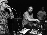 DJ Yugo im White Rabbit Club in Freiburg