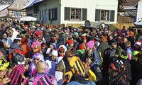 Am Fasentsonntag geht es rund im Talkessel von Ortenberg-K�fersberg