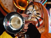 Fotos: So laut und bunt war das Gugge-Festival in Laufenburg