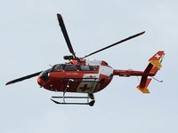Zwei Br�der rutschen bei Gutach ab - schwer verletzt
