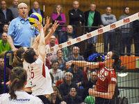 VC Offenburg siegt erst im Tiebreak