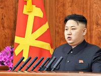 Nordkorea br�skiert Nachbarl�nder mit Raketenstart
