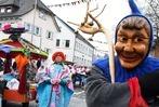 Fotos: Umzug in Lahr-Reichenbach