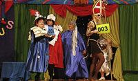 Zirkus am Nabel der Welt