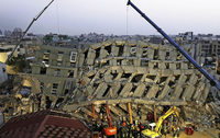 120 Vermisste nach Beben in Taiwan