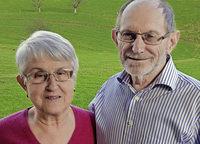 Ein Ehepaar mit viel Spa� an Reiseabenteuern