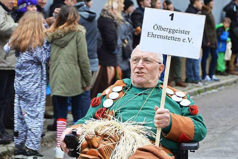 Die Ölberggeister (Foto: Andrea Gallien)