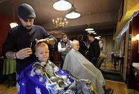 Barbiere in Freiburg bieten Refugien f�r M�nner