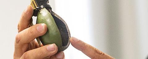 Handgranate in Villingen: 4 Festnahmen - Polizei: kein fremdenfeindliches Motiv