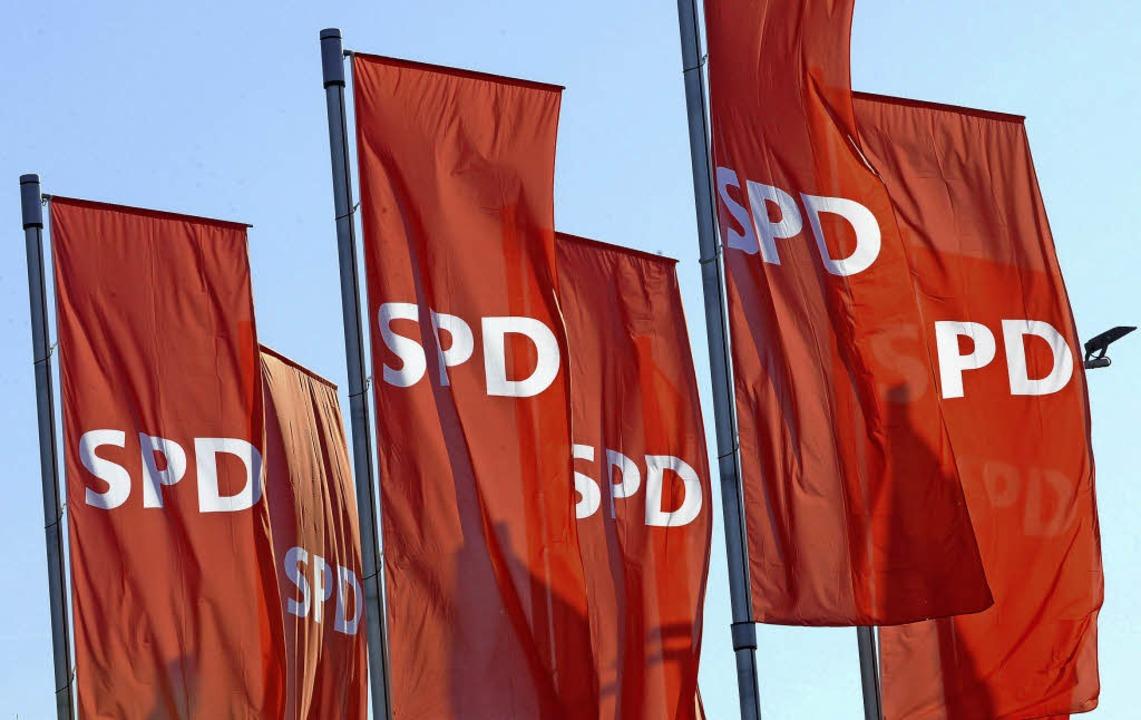 Die baden-württembergischen Sozialdemo...ämpfen mit schlechten Umfragewerten.      Foto: DPA
