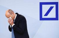 Deutsche Bank bezeichnet sich nach Kursrutsch als grundsolide