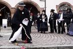 Fotos: Freiburger Fasnet 2016 endet mit der Geldbeutelw�sche