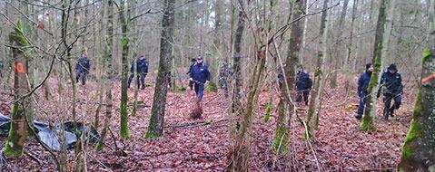 20-J�hrige tot im Wald gefunden - Frau aus der Ortenau wurde Opfer eines Gewaltverbrechens