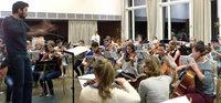 """Werke: """"Eine Nacht auf dem Kahlen Berge"""" Modest Mussorgsky, Violinkonzert Nr. 1 D-Dur von Pjotr IljitschTschaikowsky, Sinfonie Nr. 3 F-Dur des Finnen Erkki Melartin - in Hinterzarten"""